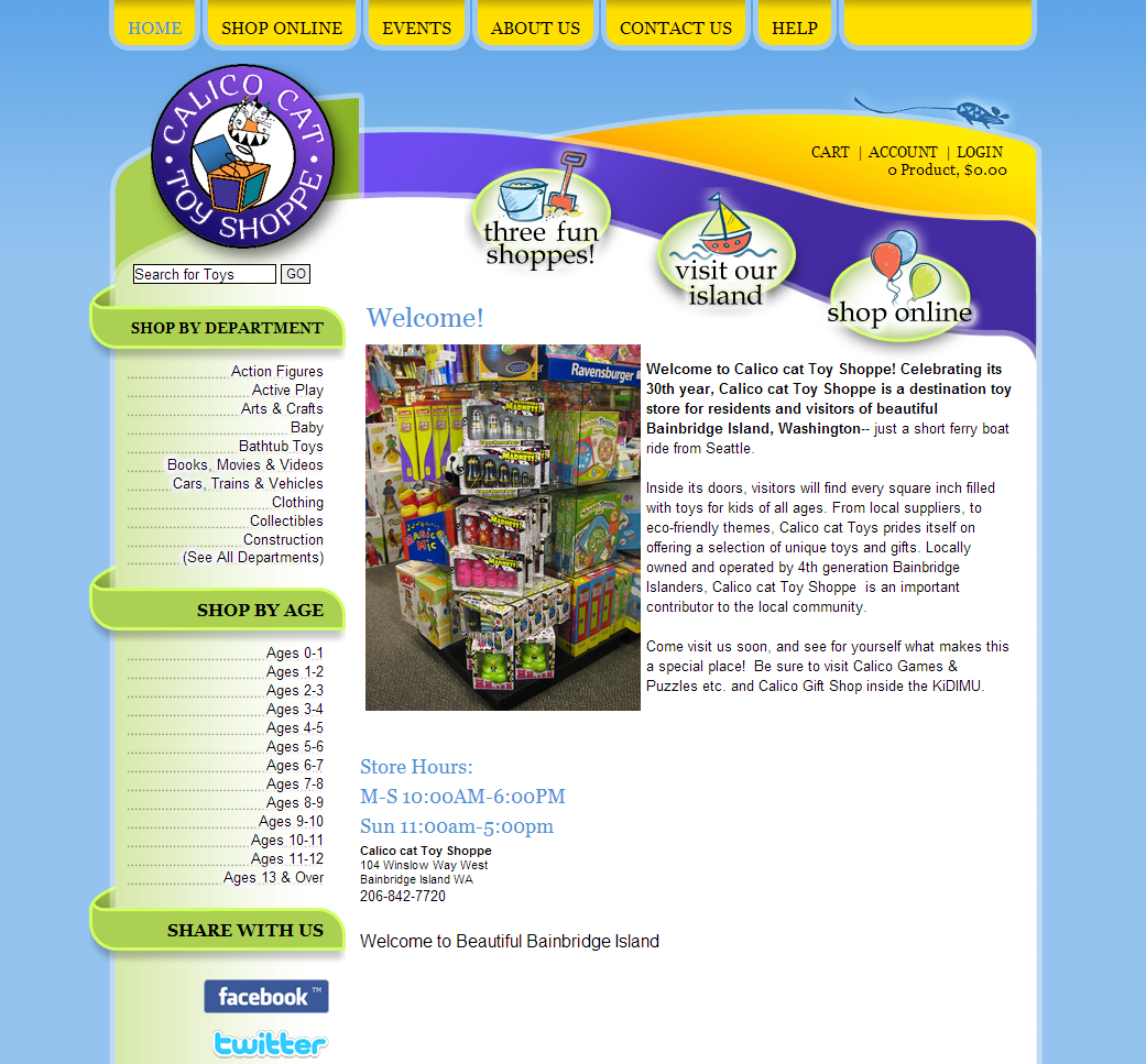 specialty toys Specialty toys network portfolio all informational sites manufacturers websites retail e-commerce sites main street toy shoppe dilly dally's toys hall of toys.