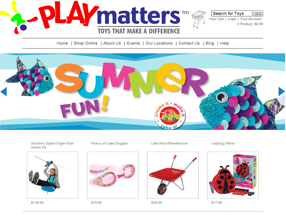 PLAYmatters