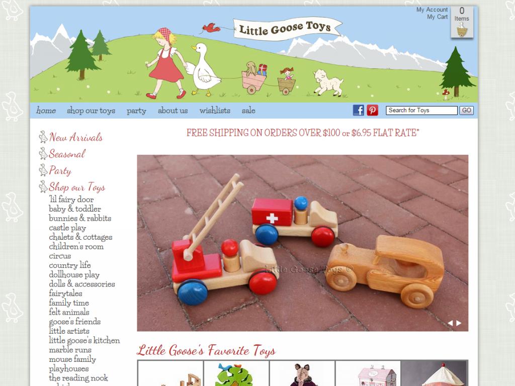 Little Goose Toys