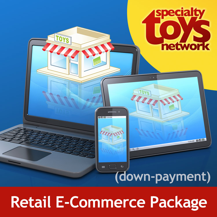 retail-ecom website package