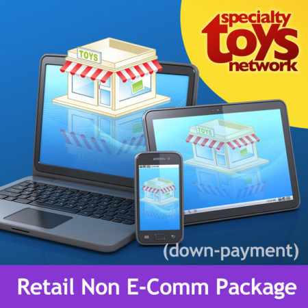 retail-non-ecom website package